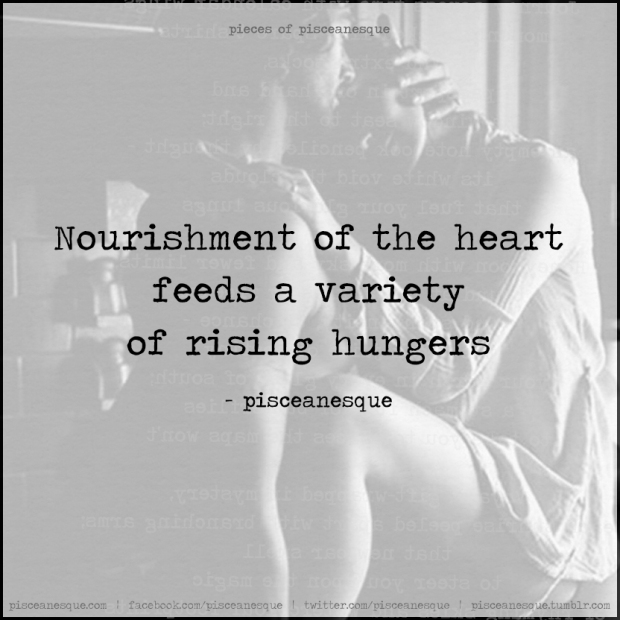 Nourishment of the Heart