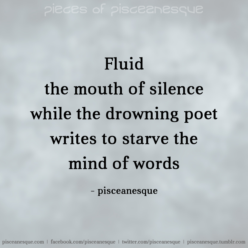 The Mouth of Silence